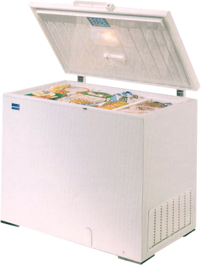 Camry International :: Supra Chest Freezer SCF525